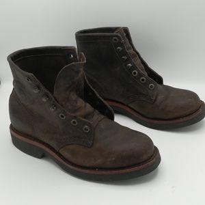 CHIPPEWA Ellison Leather Steel Toe Work Boot 20065